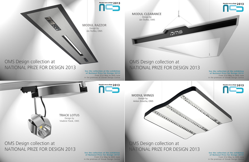 National prize for design 2013
