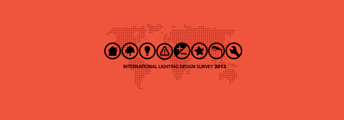 International Lighting Design Survey 2013