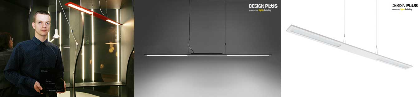 DUELIS, the award-winning luminaire