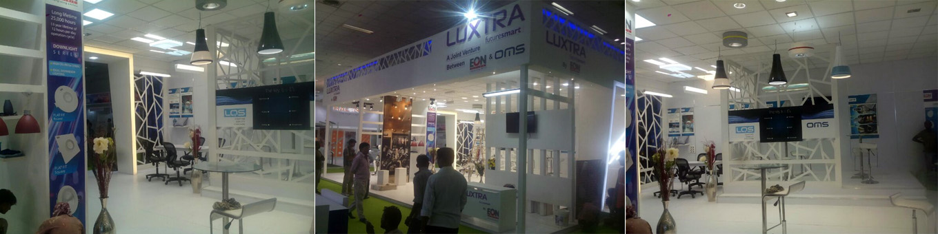 Display Lights India a Triumph at Light India 2014