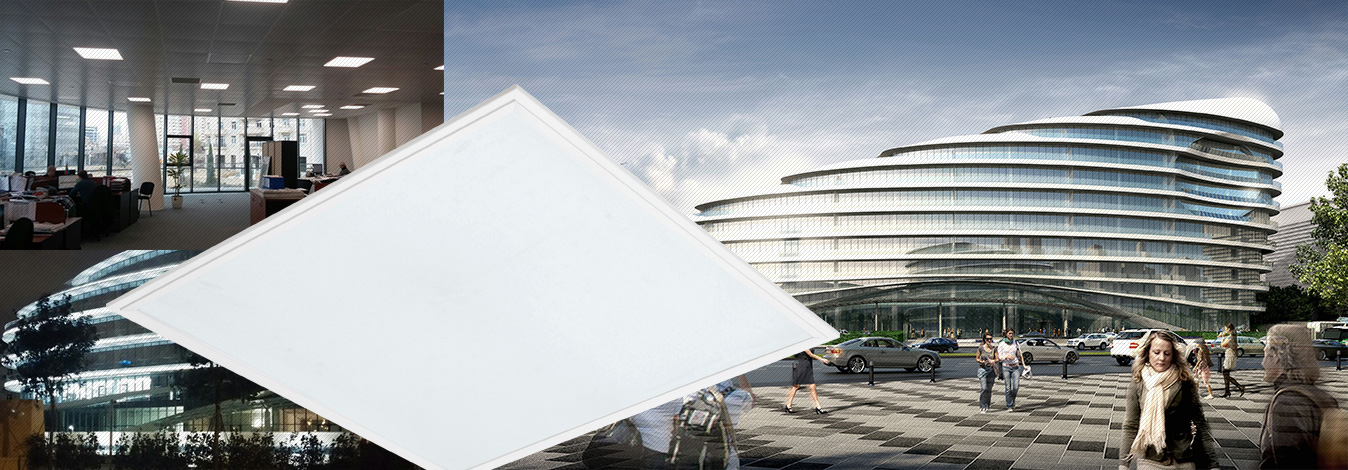 Sustainable office lighting for a sustainable city