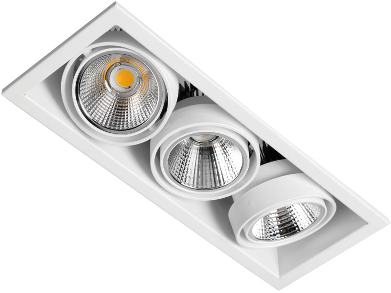 Image of product type  ZIPAR TRIO RECESSED