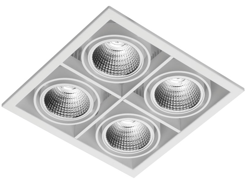 Image of product type  ZIPAR QUATRO-S RECESSED