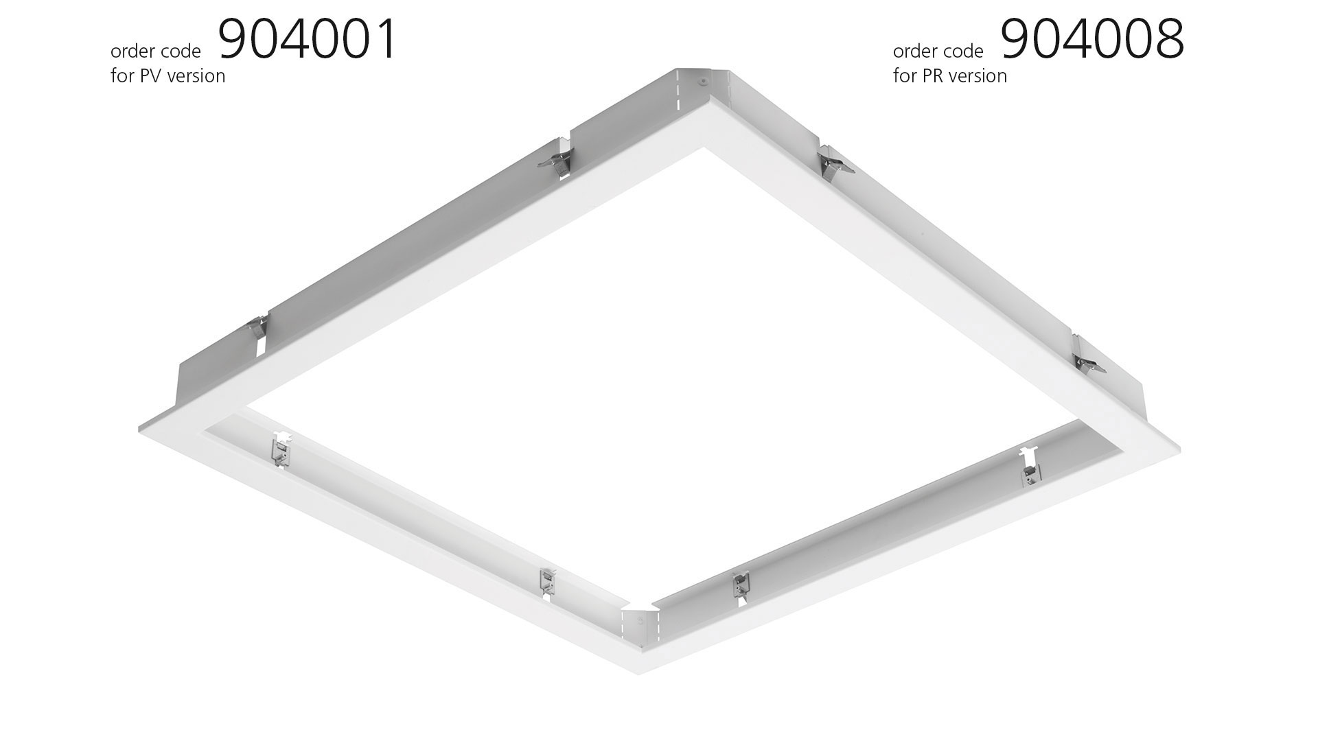 Accessories PB Frame for plasterboard installation 1