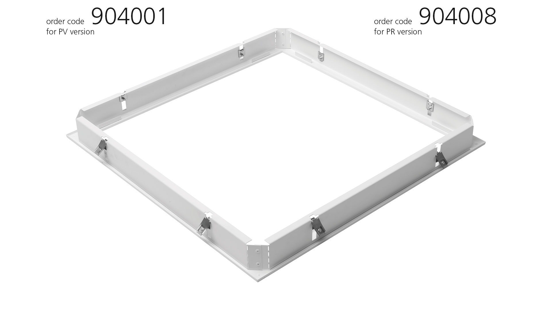 Accessories PB Frame for plasterboard installation 2